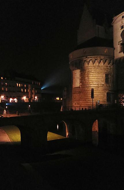 Portail du château de Anne de Bretagne