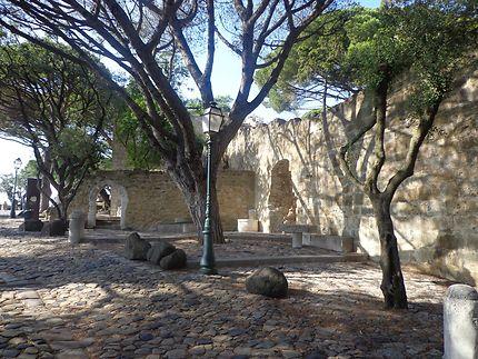 Castelo de S. Jorge - Lisbonne