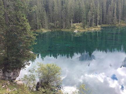 L'eau, la terre, et ciel
