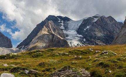 Glacier de la Grande Casse
