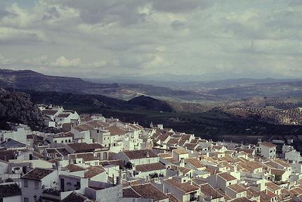 Village de Olvera de El Castor