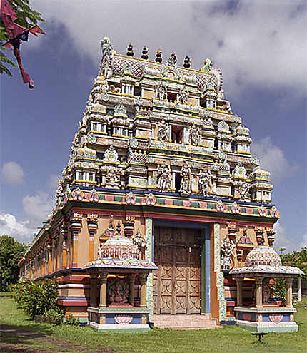 "Temple hindou ""Le Colosse"""