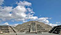 Teotihuacán, la cité mystérieuse