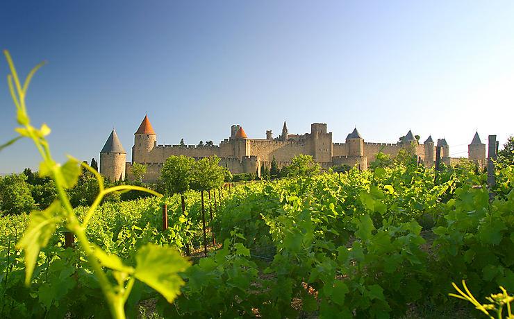 La route des vins du Languedoc