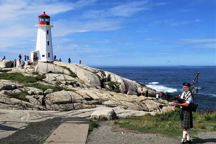 Canada - Halifax en vol direct depuis Paris CDG avec WestJet