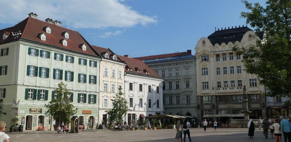 Bratislava : magnifique petite capitale