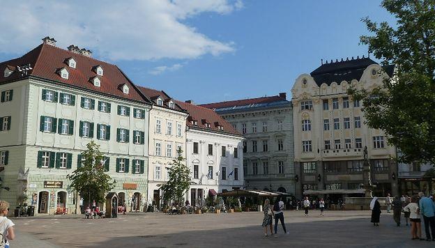 2 jours à Bratislava en Slovaquie titimathi