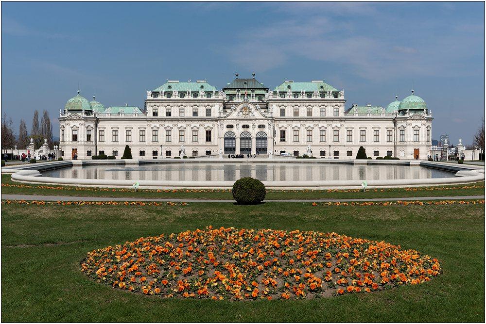 Belvédère - Vienne