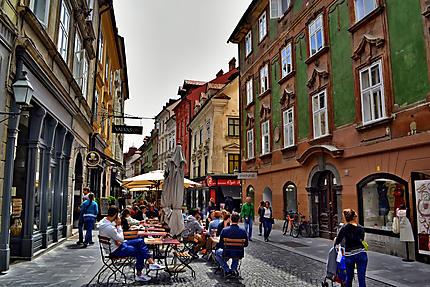 Place à Ljubljana