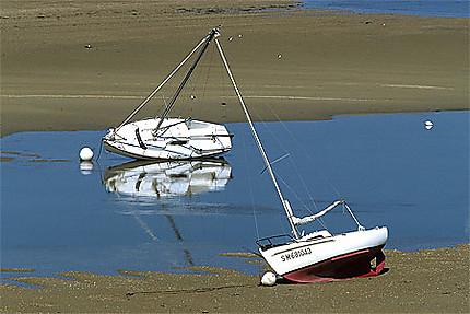 Marée basse au Frémur, St-Briac-sur-Mer