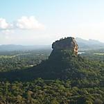 Rocher de Sigiriya