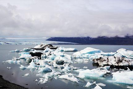 Iceberg du Jokulsarlon