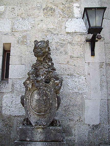 Smolenicky Zamok : statue