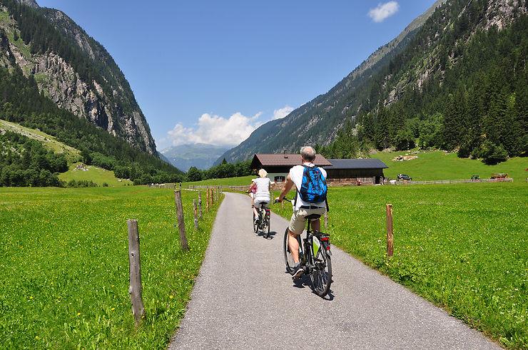 L'Autriche à vélo