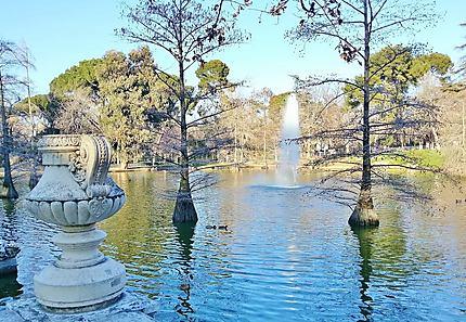 Jardin du Palais de Cristal