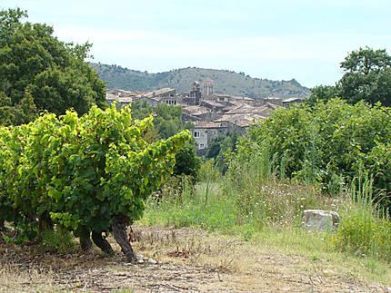 Village d'Alba la romaine