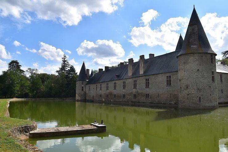 Château de Maisontiers, Deux-Sèvres