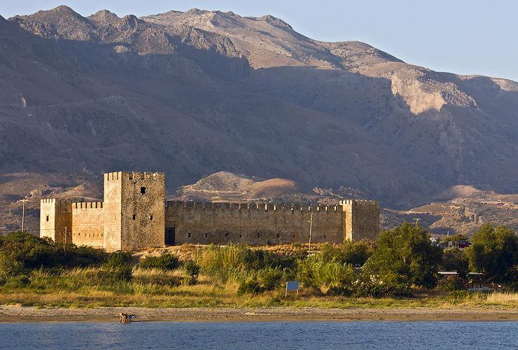 La forteresse de Frangokastello
