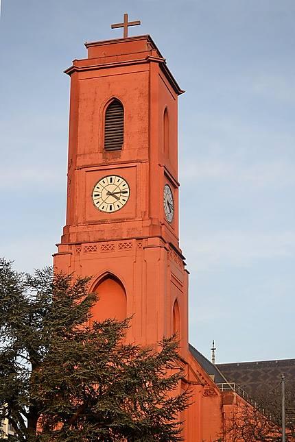 L'église rouge
