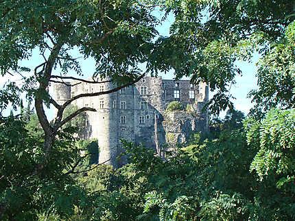 Château d'Alba la romaine