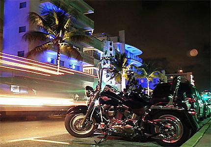 Miami Beach. Ocean Drive