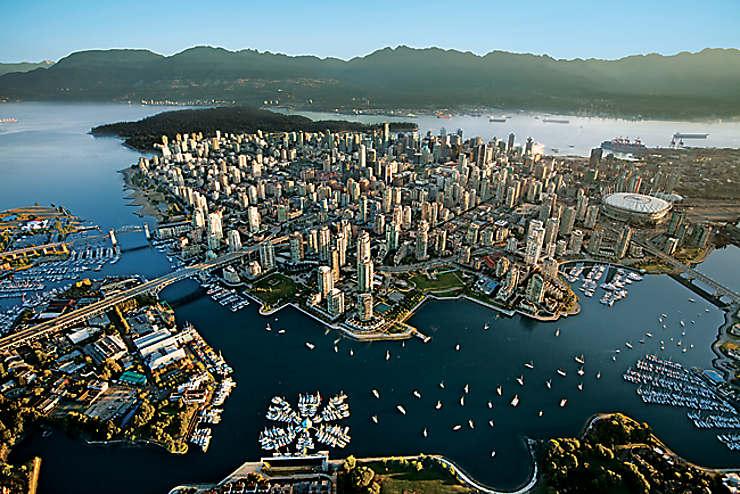 Trois jours à Vancouver