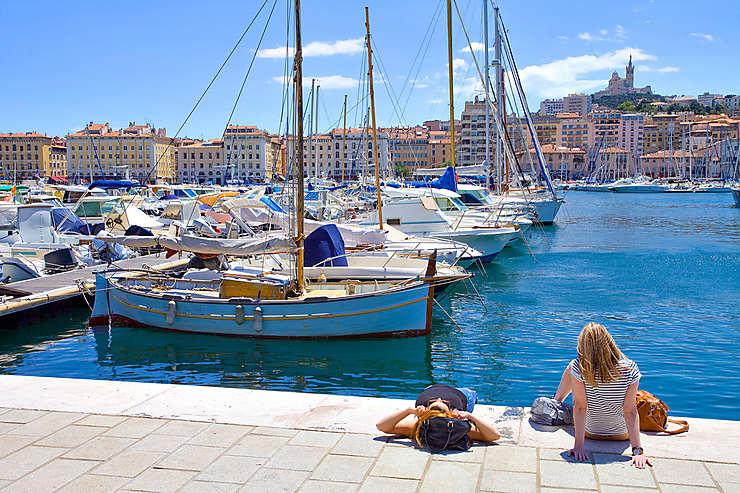 Marseille et les calanques, l'invitation au voyage