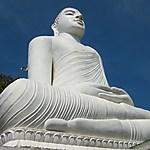 Big Bouddha à Kandy