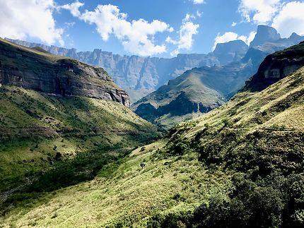 Amphithéâtre du Drakensberg