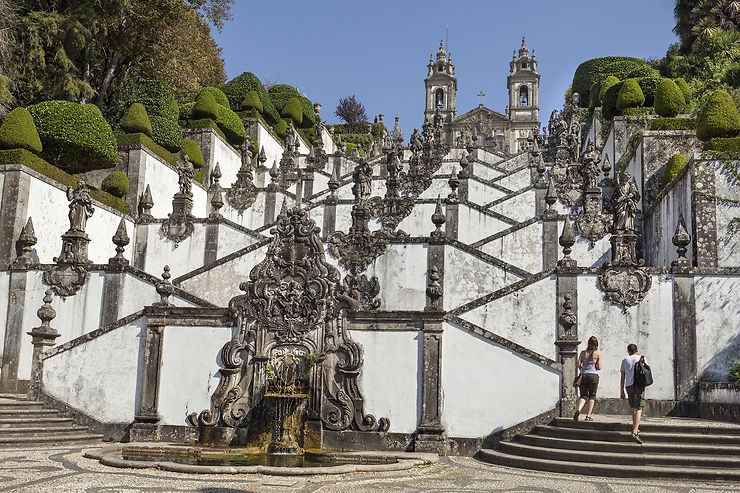 Braga et Guimarães