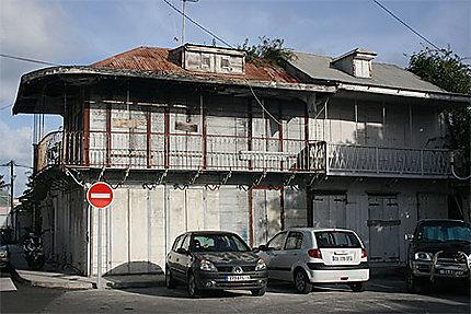 Vieilles maisons à Grand-Bourg