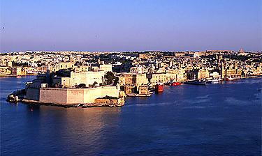 Les Trois Cités (île de Malte)
