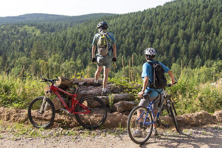 Vélo - La Grande Traversée du Massif Central : 1 400 km du Morvan au Cap d'Agde