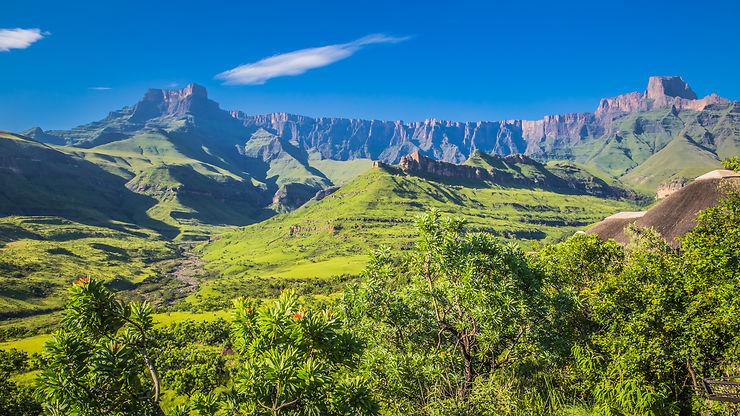 Drakensberg - Afrique du Sud et Lesotho
