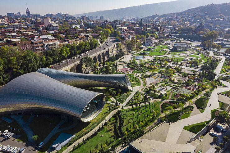 Tbilissi contemporaine et alternative