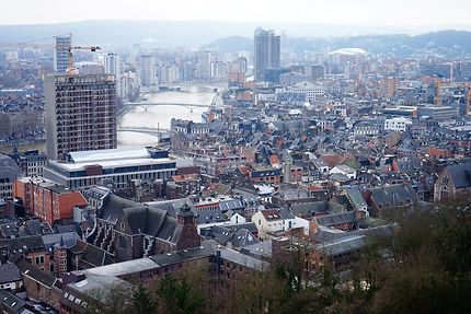 Vieille ville de Liège