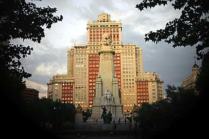 Monument de Miguel de Cervantes