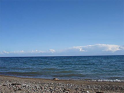 Lac Issyk Kul