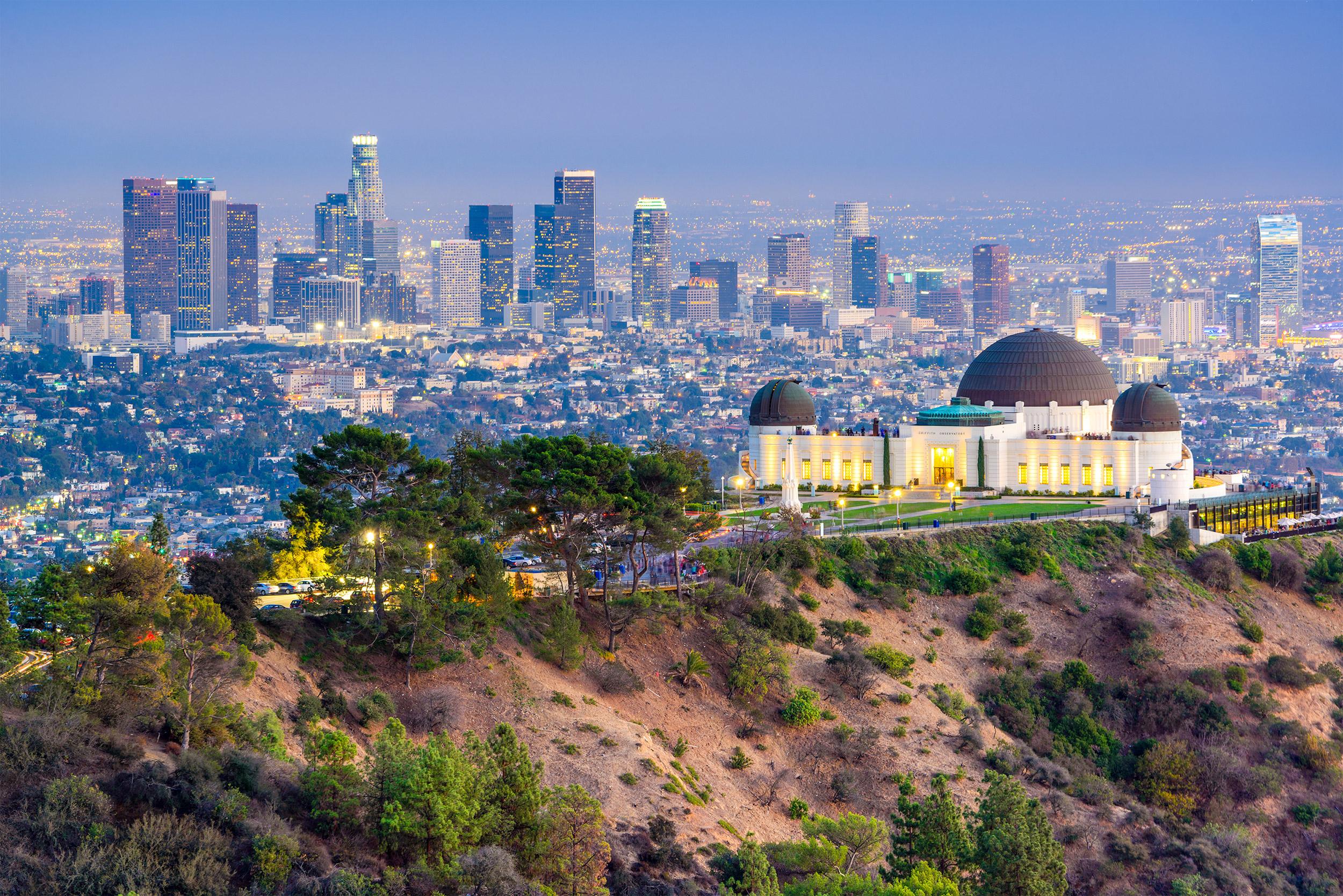 Los Angeles | Carte d\'identité | Routard.com