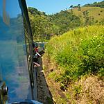 Train de Kandy à Nanu Oya