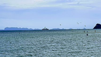 Magnifique vue sur la baie de Thong Sala