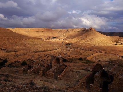 La beauté du sud tunisien