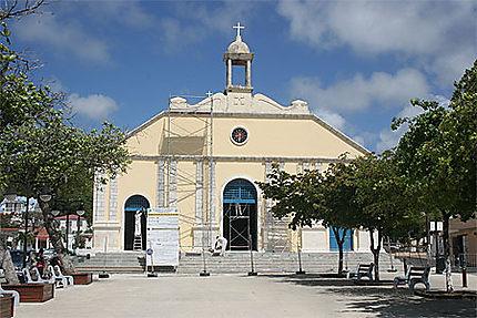 Eglise Saint-Anne de Capesterre