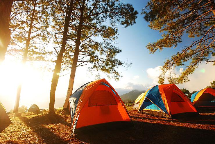 Enquête - Les Français plébiscitent le camping