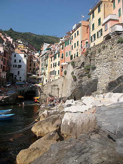 Riomaggiore ( les Cinque Terre )