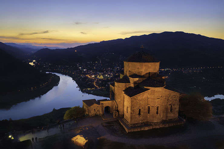 Églises et monastères