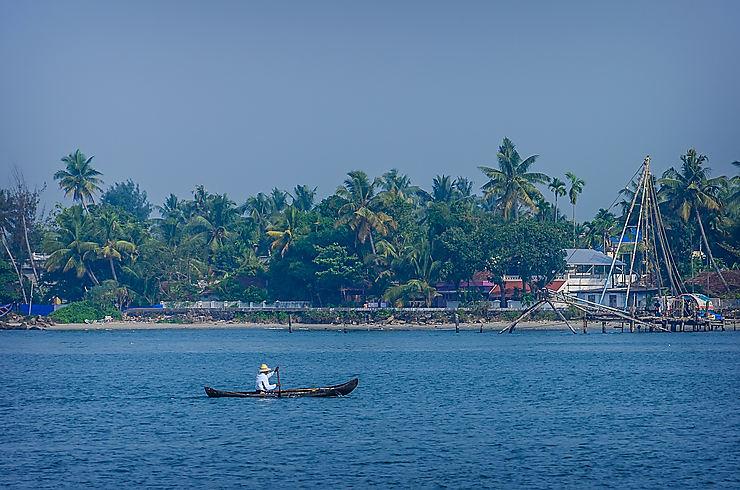 Inde : Cochin, carrefour des civilisations