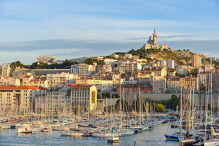 Sites à voir : Sud de la France