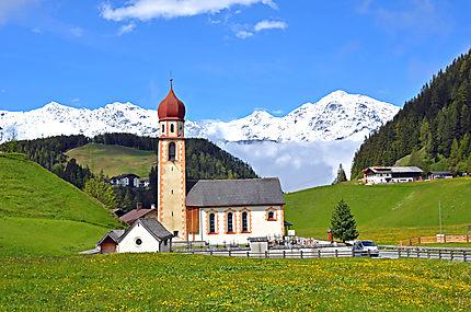 Eglise de Niederthai