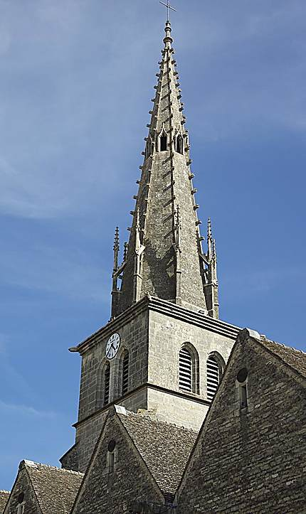 Église Saint-Nicolas de Meursault